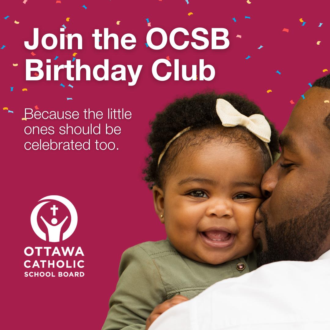 OCSB Birthday Club 2021