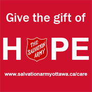 Salvation Army Kettle 2017