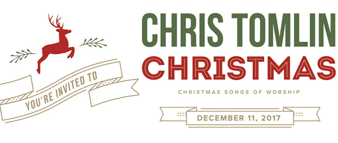 Chris Tomlin Christmas.Christmas Songs Of Worship Tour