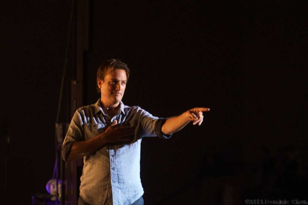 You are browsing images from the article: Photos from Michael W. Smith Concert