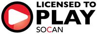 SOCAN License to Play